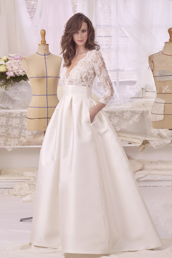 Robe de mariée Atelier Emelia Monica
