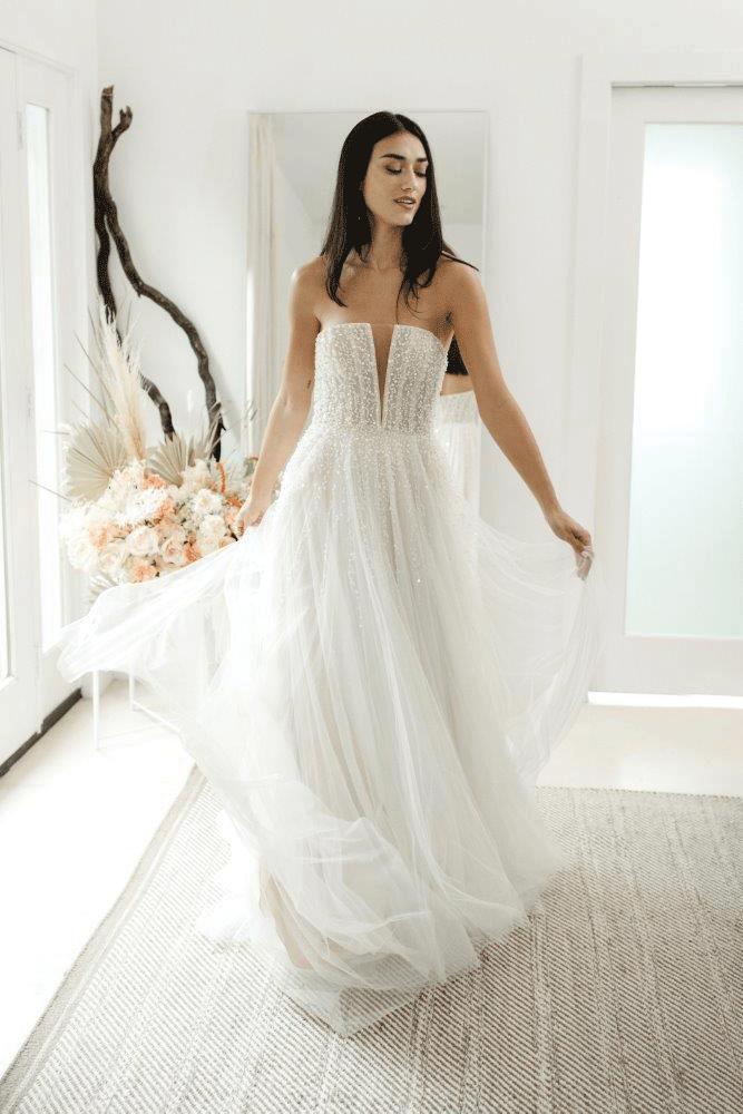 Robe de mariée Watters Aeryn