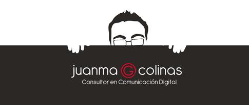Juanma G Coliinas logo consultor Plumilla Berciano