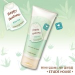 Happy Tea Time Green Tea Cleansing Foam