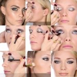 Cara Delevingne Makeup Look