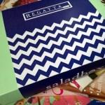 Unboxing Saladbox April 2014: Regatta Exclusive Box