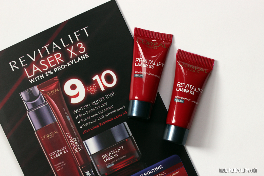 LOREAL REVITALIFT DUO