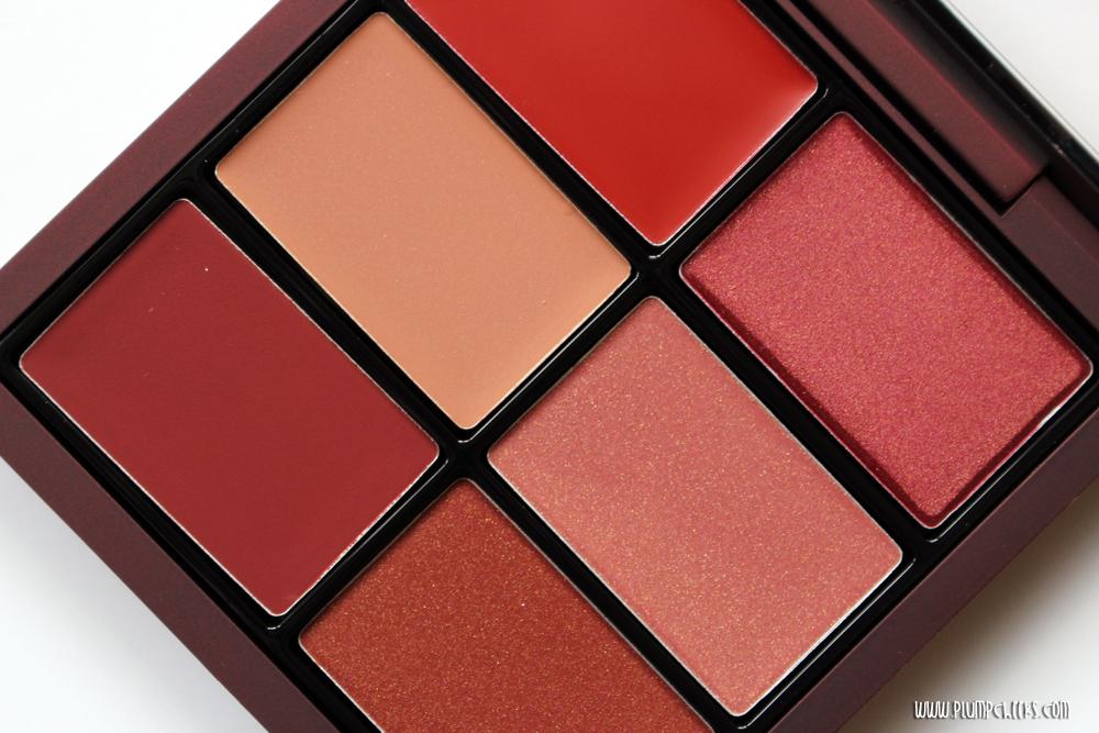 Viva Glamorous Lip Palette (4)