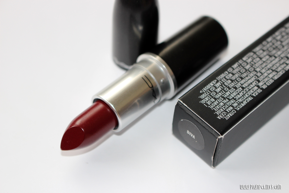 MAC Lipstick in Diva