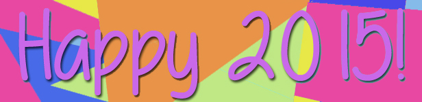 happy 2015 banner