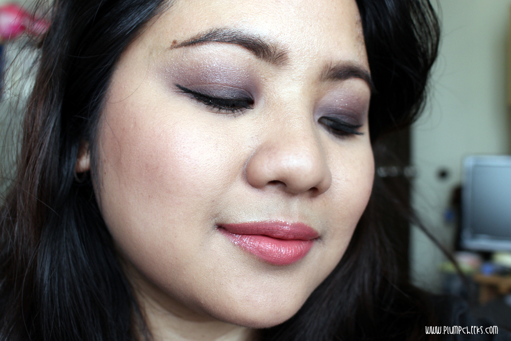 Drugstore Finds: NYX Cosmetics Baked Blush in Chiffon- Review ...