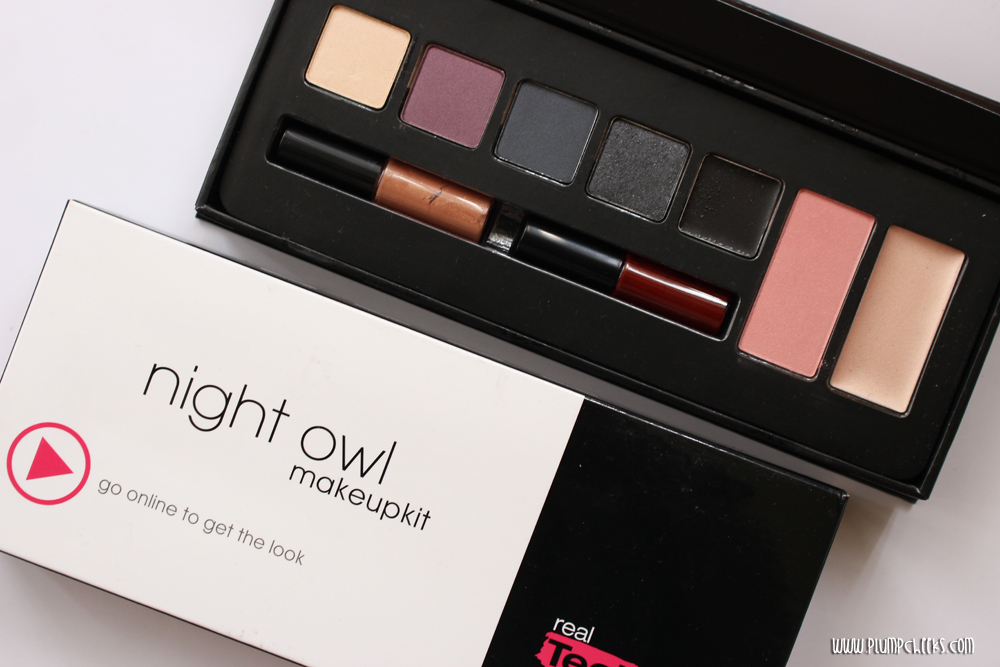 Real Techniques Night Owl Palette