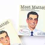 theBalm Meet Matt(e) Eyeshadow Palette Review + FOTD!