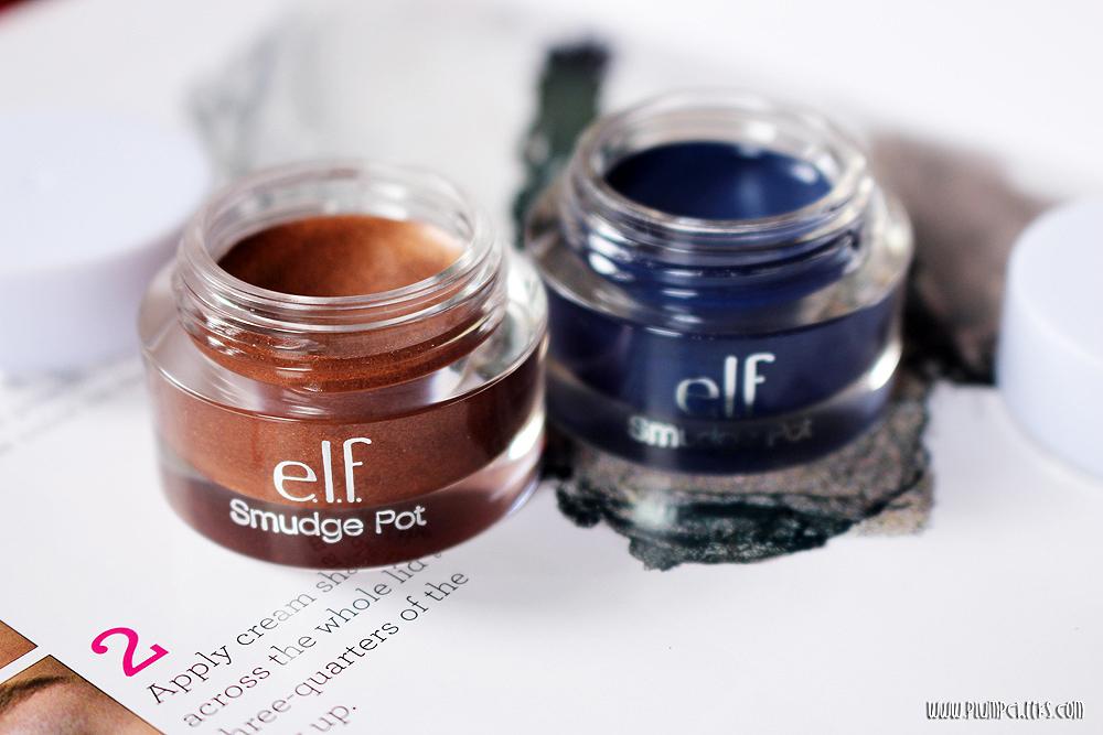 elf cosmetics smudge pot
