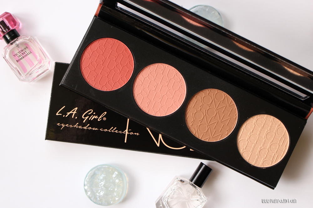 LA Girl Blush Collection in Spice (2)