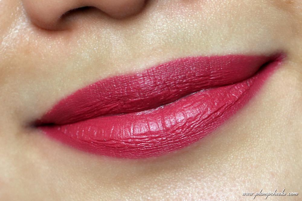 NYX Matte Lipstick in Merlot