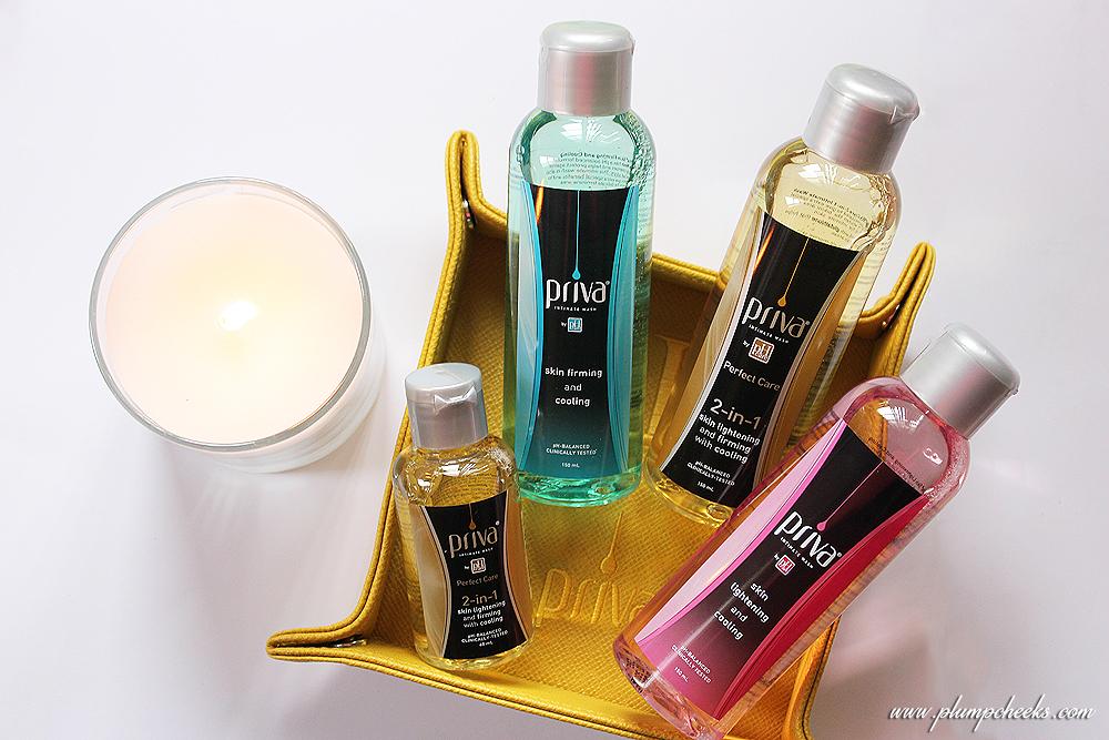 NEW! Priva® Perfect Care 2-in-1 Intimate Wash