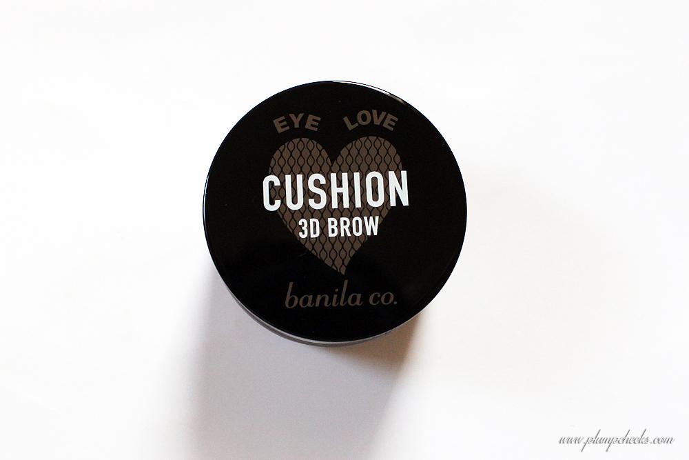 """Banila Co. """"Eye Love Cushion"""" 3D Brow in Gray Brown"""