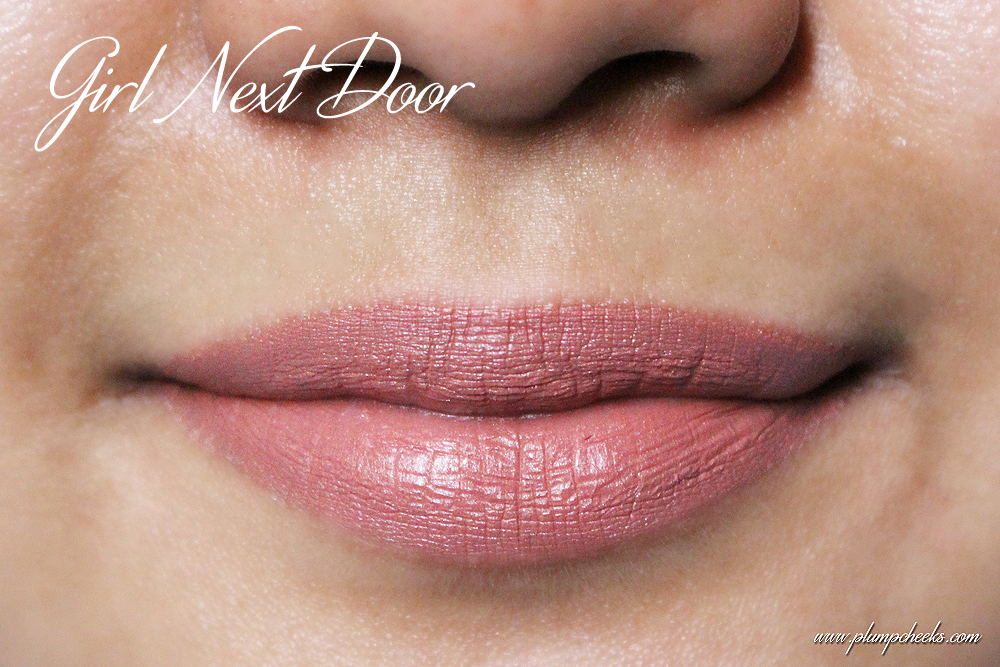 Pink Sugar Girl Next Door Creamy Matte Lipstick