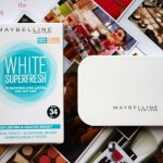SUMMER MUST-HAVE: Maybelline White Superfresh 12 No Touch-Up Powder Foundation!