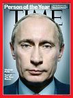 Putin Person of Year 2008