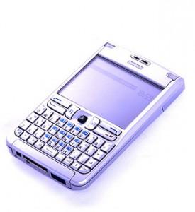 Un Nokia E71.