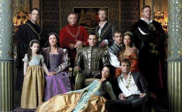 I Tudors (prima serie tv)