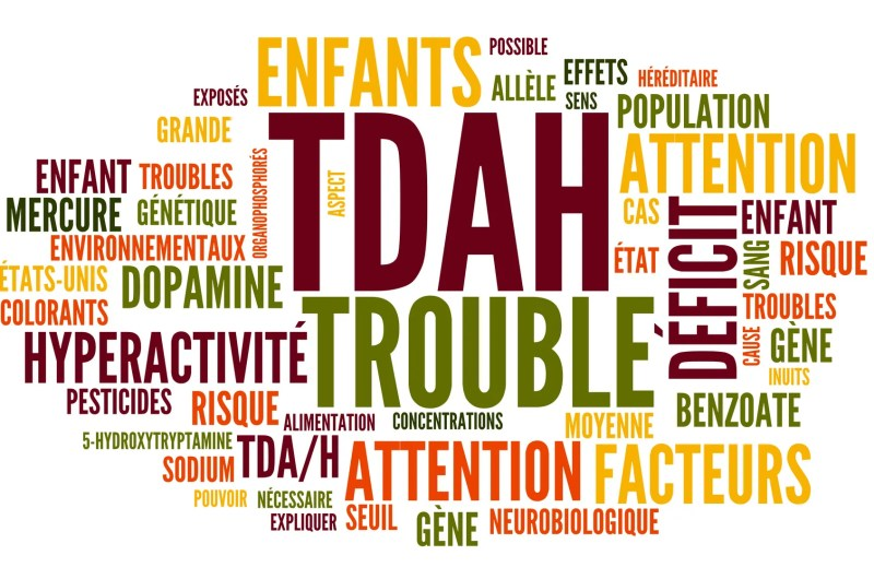 TDAH: Trouble du Dficit de l'Attention avec Hyperactivit TDA