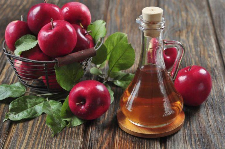 Apprenez à préparer du vinaigre de cidre de pomme maison très ...