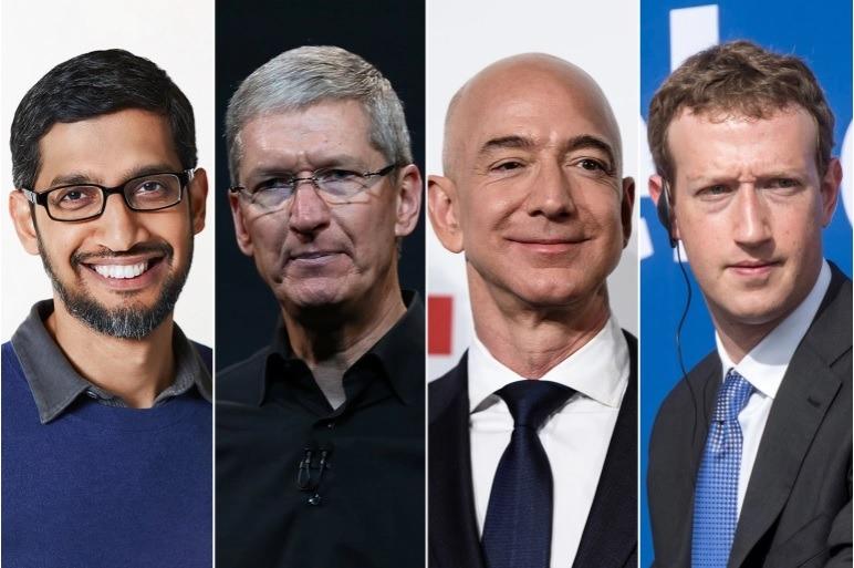 استجواب أغنى أربعة رجال على وجه الأرض أمام ممثلي الشعب