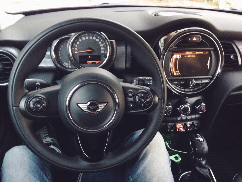 Review The 2015 Mini Cooper 961