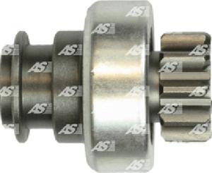 SD4003 – AS PL Γρανάζι Μίζας τύπου Lucas, 10δ λοξό καρέ