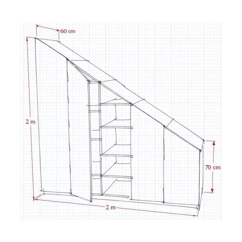 Armoire De Rangement Sous Escalier