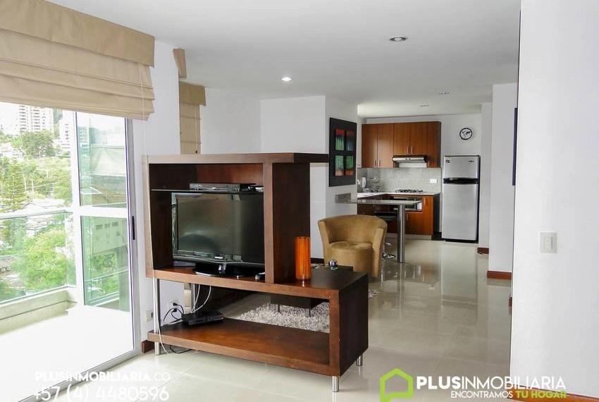 Apartamento Amoblado | El Poblado, Las Lomas | A376
