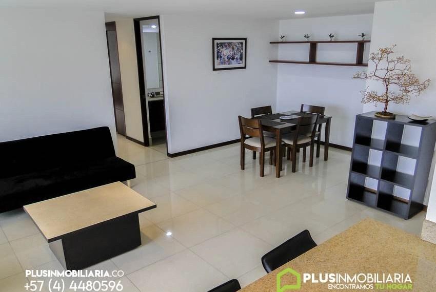 Apartamento en Parque Central del Río | Medellín | A281