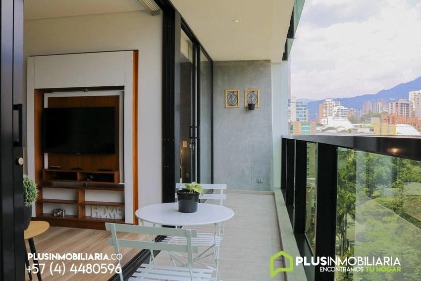 Apartamento Amoblado | El Poblado | Milla de Oro | A229