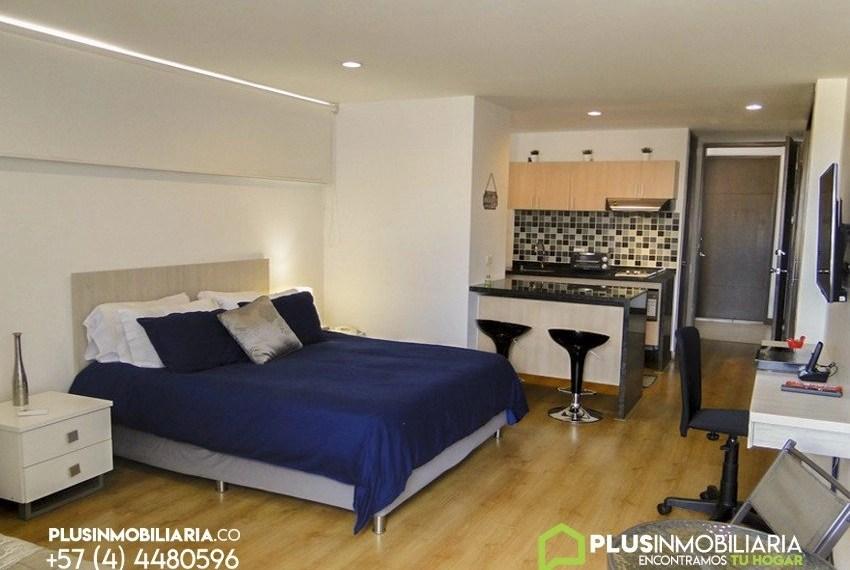 Apartamento Amoblado en Lugo | Milla de Oro | A100