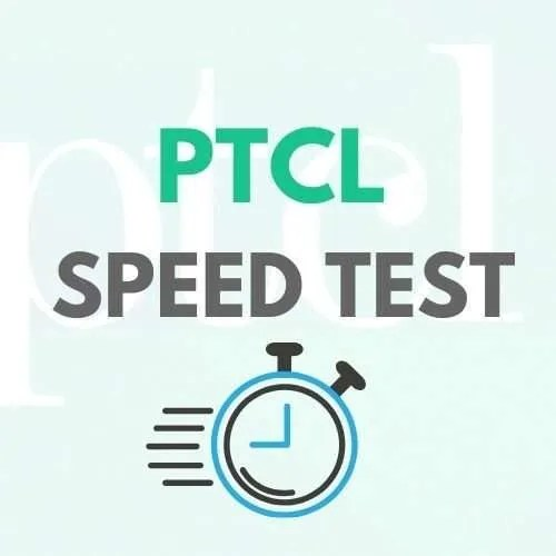 ptcl speed test