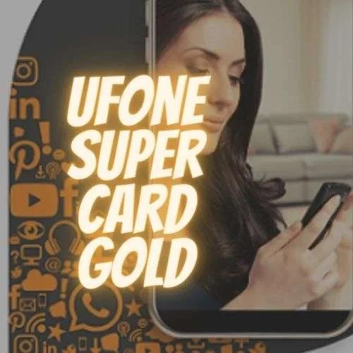 ufone super card gold package