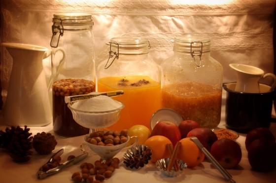 Hmmm - die herrlich duftenden und lecker schmeckenden Liköre - Bild: www.PlusPerfekt.de
