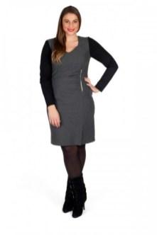 Plus-Size-Kleid