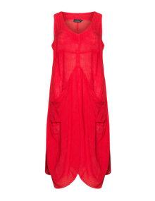 Kleid Boheme - Leinenmix - Bild: navabi