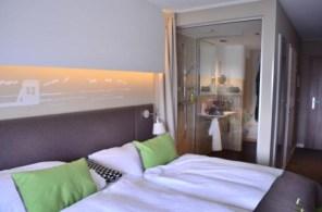Zimmer im Strandgut Resort - Bild: PlusPerfekt.de
