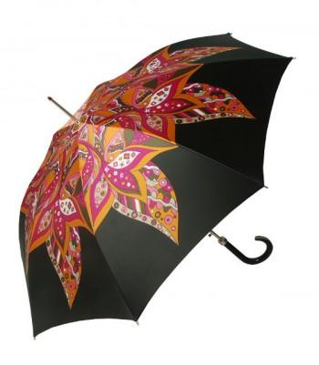 Regenschirm von Doppler Manufaktur I Modell Leaves I Bild: Anja Sziele PR