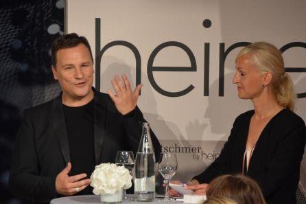 Modedesigner Guido Maria Kretschmer und Constanze Kucharsky von Heine I PlusPerfekt.de