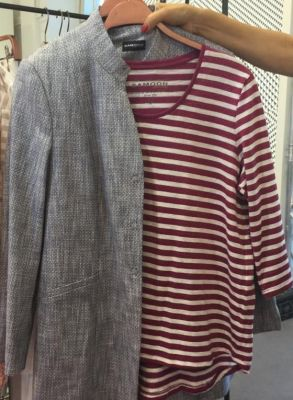 Shirt und Jacke aus der Samoon Kollektion I PlusPerfekt.de