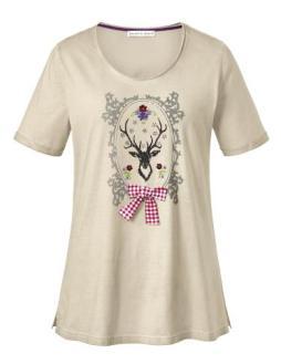 T-Shirt in XXL I Trachtenlook I Happy Size