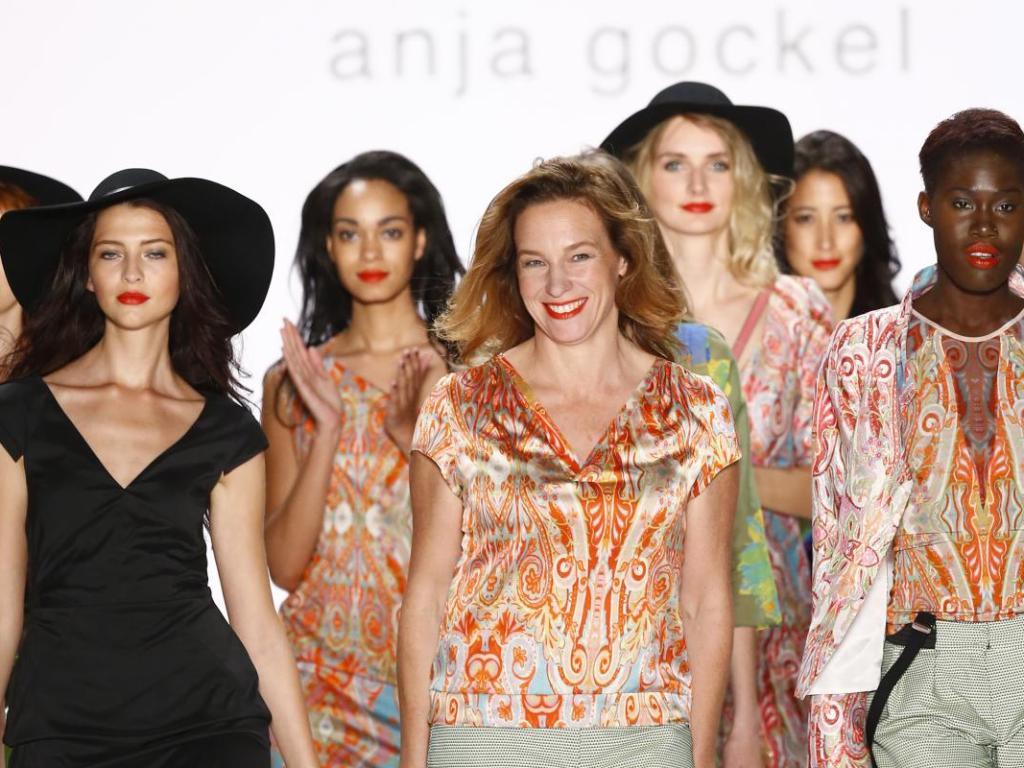Anja Gockel Fashion Show I Fashion Week Berlin I Kollektion Spring Summer 2017