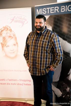 Herrenmodel in Plus Size gesucht! Casting zur Wahl der Fräulein Kurvig im Indigo-Hotel in Düsseldorf