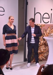 Kleid aus der Guido Maria Kretschmer Plus Size Kollektion