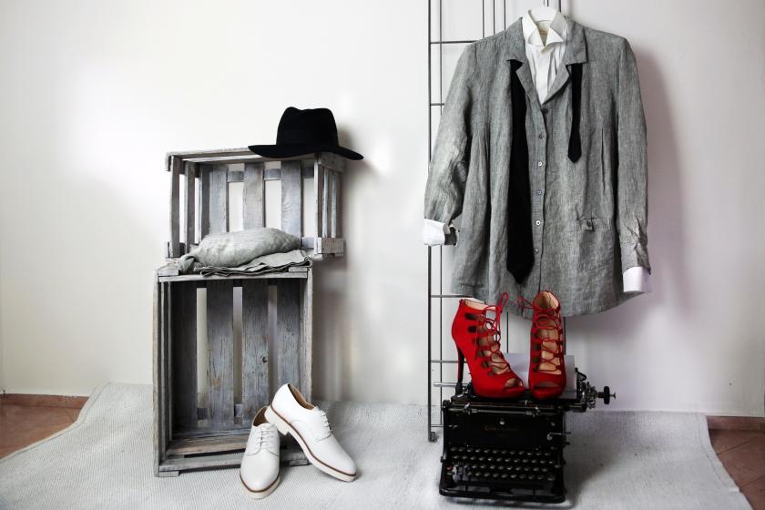 Totale Outfit des Monats Gudrun Sjoeden rot 840