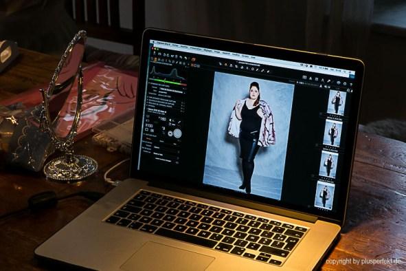 Plus Size Fashion Shooting I Credits: PlusPerfekt