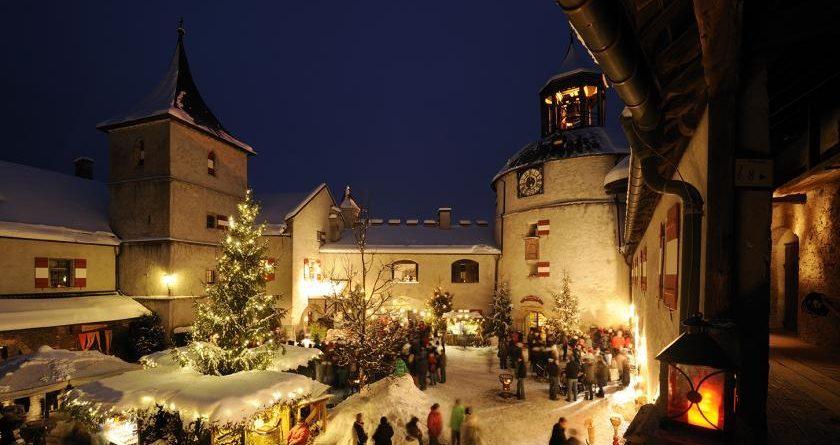 Bild: Salzburger Burgen und Schlösser