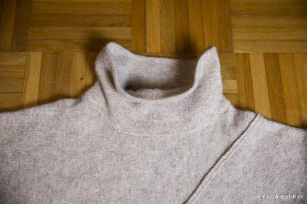 Pullover im Oversize-Schnitt